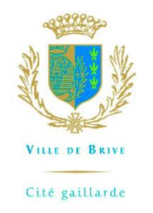 LOGO VILLE DE BRIVE